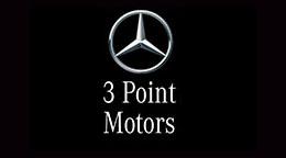 Sponsor – 3 Point Motors