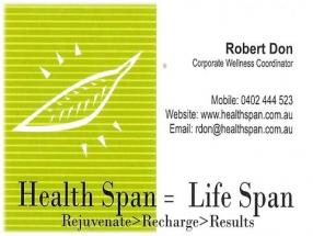 HEALTH SPAN