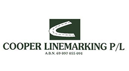 Sponsor – Cooper Linemarking Pty Ltd