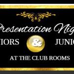 Presentation Nights 2018