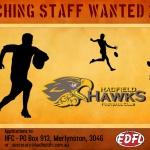 Coaching Position Season 2018
