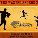 Want to Play Aussie Rules 2018